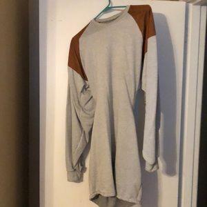 Dresses & Skirts - A sweatshirt dress